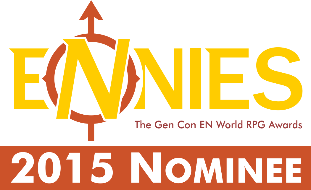 2015 ENnie Nominee for Best Podcast