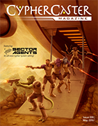 Sixth issue cover
